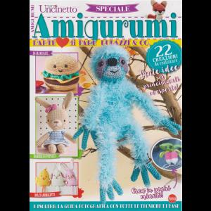 Tutto Uncinetto Speciale - Amigurumi - n. 7 - bimestrale - giugno - luglio 2019 -