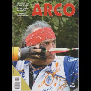 Il tiro con l'arco - bimestrale - maggio - giugno 2019 -