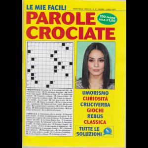 Le Mie Facili Parole crociate - n. 67 - bimestrale - giugno - luglio 2019 - 100 pagine