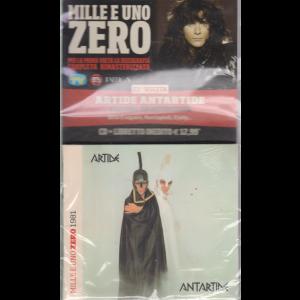 Mille e uno Zero - n. 21 - Artide Antartide - cd + libretto - settimanale
