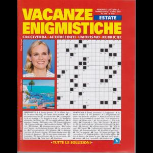 Vacanze enigmistiche - n. 219 - trimestrale - giugno - agosto 2019 - estate
