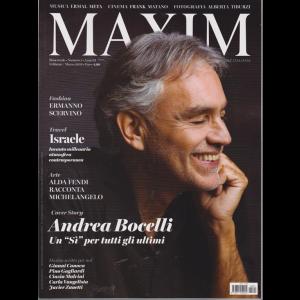 Maxim - n. 1 - bimestrale - febbraio - marzo 2019 -