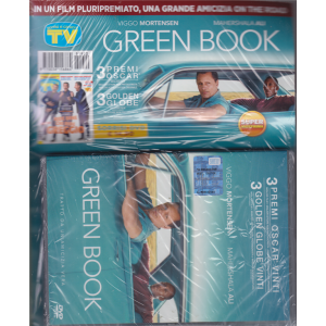 Sorrisi + dvd Green book -