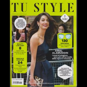 Tu Style - n. 22 - settimanale - 21 maggio 2019