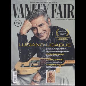 Vanity Fair   + Vanity Fair gioielli - n. 21 - settimanale - 29 maggio 2019 - 2 riviste