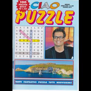 Ciao Puzzle - n. 349 - giugno 2019 - 100 pagine - mensile -