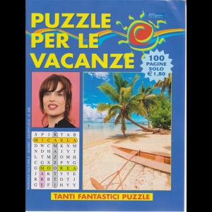 Puzzle per le vacanze - n. 338 - giugno - agosto 2019 - 100 pagine
