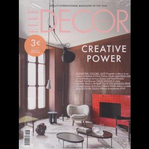 Elle Decor - n. 5 - maggio 2019 - mensile