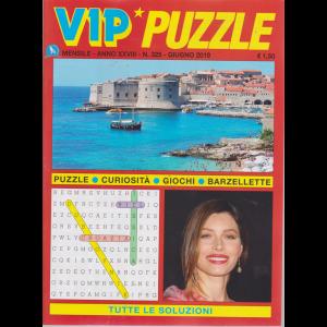 Vip Puzzle - n. 325 - mensile - giugno 2019 -