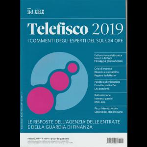 Sindaci & Revisori-Telefisco 2019: i commenti degli esperti del sole 24 Ore