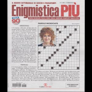 Enigmistica Piu' - n. 8 -27 febbraio 2019 - settimanale -