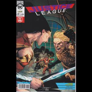 Justice League - n. 109 - quindicinale - 7 aprile 2019