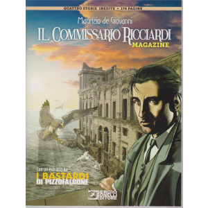Il commissario Ricciardi magazine - n. 157 - 23 maggio 2019 - bimestrale -