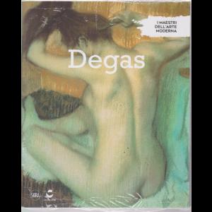 I maestri dell'arte moderna - Degas - settimanale - 18/5/2019
