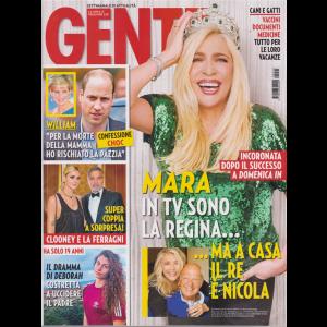 Gente - n. 21 - 1/6/2019 - settimanale -