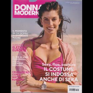 Donna Moderna - n. 23 - 23 maggio 2019 - settimanale