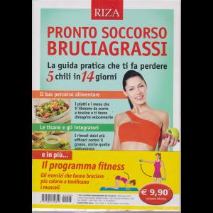 Riza - Pronto soccorso bruciagrassi . n. 206 - giugno 2019 -