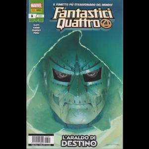 Fantastici Quattro - n. 391 - mensile - 23 maggio 2019 - L'araldo di destino