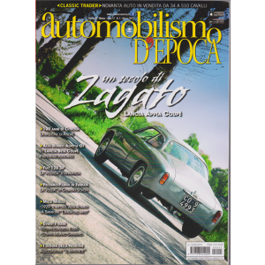 Automobilismo d'epoca - n. 5 - mensile - maggio 2019 -