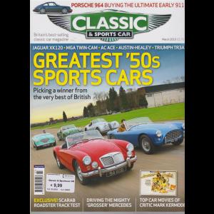 Classic & Sportscar - n. 3 - marzo 2019 - in inglese