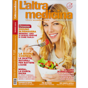 L'altra Medicina Magazine - n. 83 - mensile - 21 febbraio 2019 -