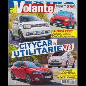 Al volante - n. 46 - quadrimestrale - 25/5/2019 -