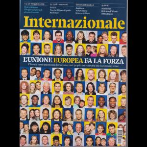 Internazionale - n. 1308 - 24/30 maggio 2019 - settimanale