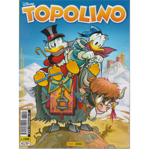Topolino - n. 3300 - settimanale - 20 febbraio 2019 -