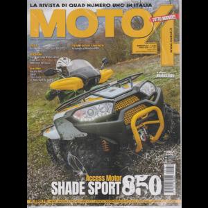 Moto4 + Motoslitte magazine - n. 157 - bimestrale - giugno 2019 -
