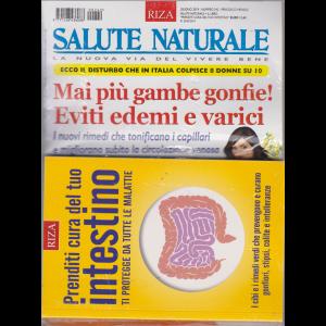Salute Naturale - n. 242 - giugno 2019 - mensile - + il libro Prenditi cura del tuo intestino. - rivista + libro
