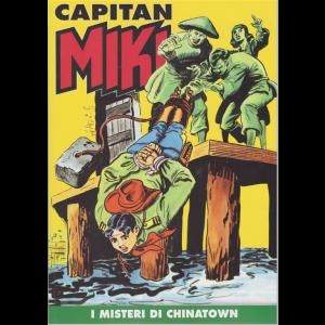 Capitan Miki - I misteri di Chinatown - n. 16 - settimanale -