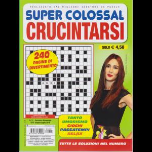 Super Colossal - Crucintarsi - n. 11 - bimestrale - giugno - luglio 2019 - 240 pagine di divertimento