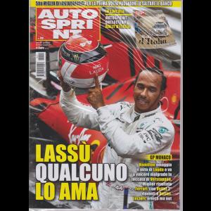 Autosprint - + Autosprint extra - n. 22 - settimanale - 28 maggio - 3 giugno 2019 - 2 riviste