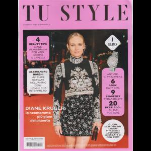 Tu Style - n. 9 - 19 febbraio 2019 - settimanale-