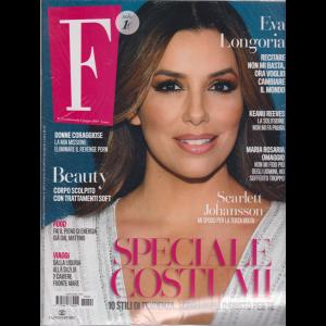 F - n. 22 - settimanale - 5 giugno 2019 -