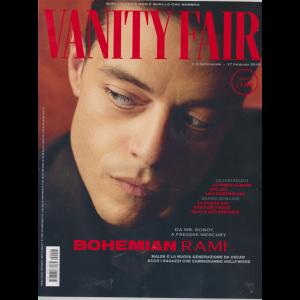 Vanity Fair  - n. 8 - settimanale - 27 febbraio 2019 -