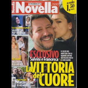 Novella 2000 - n. 23 - settimanale - 29 maggio 2019 -