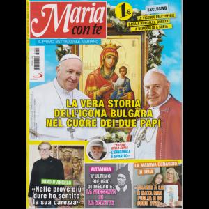 Maria Con Te - n. 22 - 2 giugno 2019 - settimanale