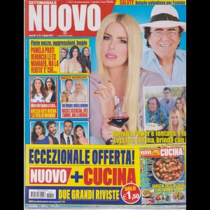 Settimanale Nuovo + - Nuovo Cucina - n. 22 - 6 giugno 2019 - 2 riviste