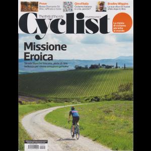 Cyclist - n. 34 - mensile - giugno 2019 -