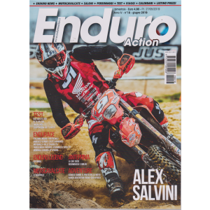 Enduro Action - n. 18 - bimestrale - giugno 2019 -