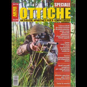 Armi Magazine Speciale ottiche da caccia, sportive e per il tempo libero - bimestrale - 28 maggio 2019 -