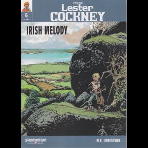 Albi Avventura - Franz Lester Cockney - Irish Melody - n. 6 - settimanale -