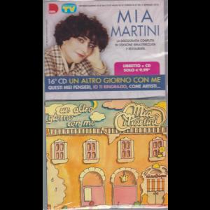 Grandi Raccolte Musicali 4 - n. 16 - Mia Martini - libretto + cd - Un altro giorno con me