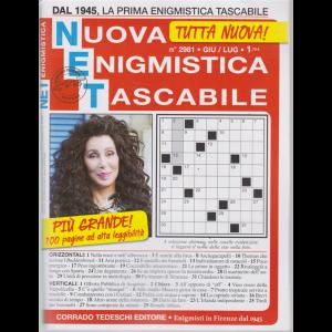 N.E.T. - Nuova enigmistica tascabile - n. 2981 - giugno - luglio 2019 - bimestrale -
