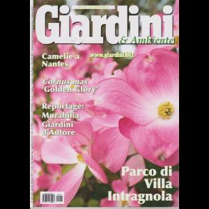 Giardini & Ambiente - n. 294 - bimestrale - gennaio - febbraio 2019 - fine inverno -