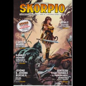 Skorpio - n. 2190 - 21 febbraio 2019 - settimanale di fumetti