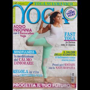 Vivere Lo Yoga - Yoga sciamanico - n. 87 - giugno - luglio 2019 - bimestrale