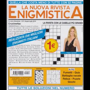 La Nuova Rivista Enigmistica - n. 28 - bimestrale - giugno - luglio 2019 -