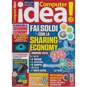 Il Mio Computer Idea - n. 178 - dal 30 maggio al 12 giugno - quattordicinale - sempre il giovedì